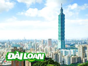 Tour du lịch Đài Loan: Đài Bắc – Đài Trung – Nam Đầu – Cao Hùng