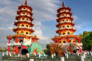 Tour Đài Bắc Đài Trung Cao Hùng giá rẻ nhất Hà Nội