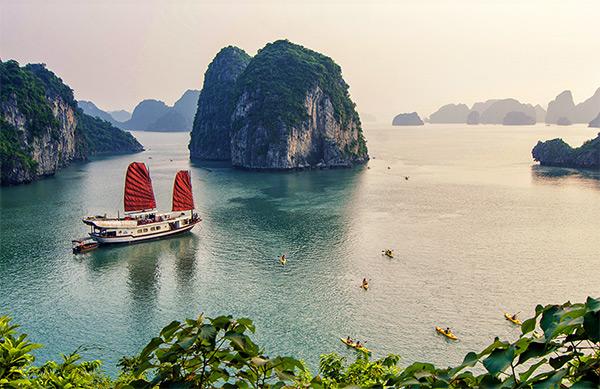 Tour Hưng Yên – Hạ Long – Cát Bà ComBo Giá  Rẻ
