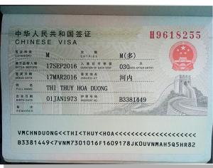 Dịch vụ làm Visa Hộ chiếu tại Hà Nội
