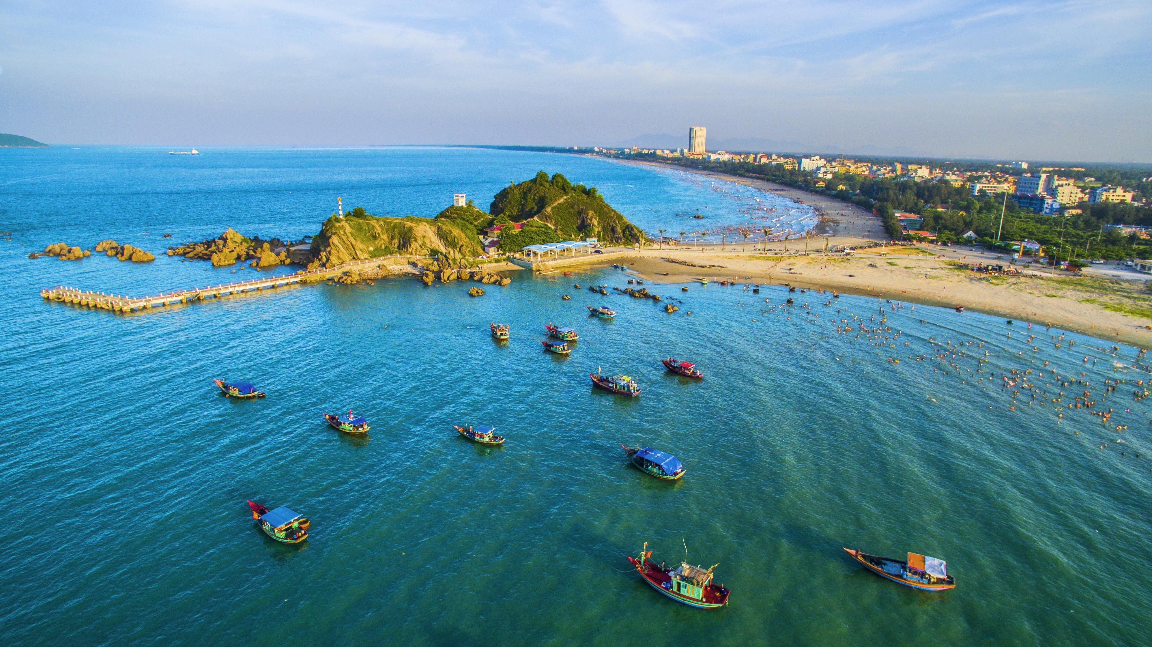 Bắc Giang - Biển Cửa Lò - Bắc Giang