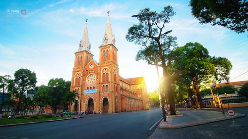 Tour Bắc Ninh – Sài Gòn – Miền Tây – Phú Quốc 6 ngày 5 đêm GIÁ RẺ