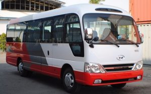 Cho thuê xe 29 chỗ giá rẻ chất lượng cao tại Hải Dương