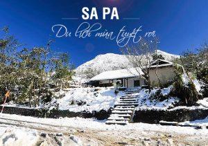 Đi du lịch Sapa, những điểm đến không thể bỏ qua