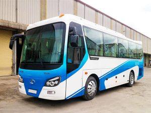 Cho thuê xe 35 chỗ tại quận Nam Từ Liêm